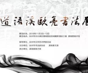 """【展讯】""""闻道浯溪""""欧亮书法展将于11月3日在永州举行"""